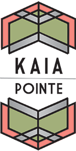 Kaia Pointe Logo, Link to Home Page